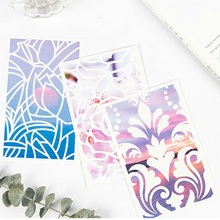 30pcs glazed glass style postcard as invitation Greeting Cards gift cards Christmas postcard & invitation