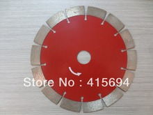 180x20x22.23-15.88mm cold press segmented diamond  saw blade for bricks, granite,marble and concrete