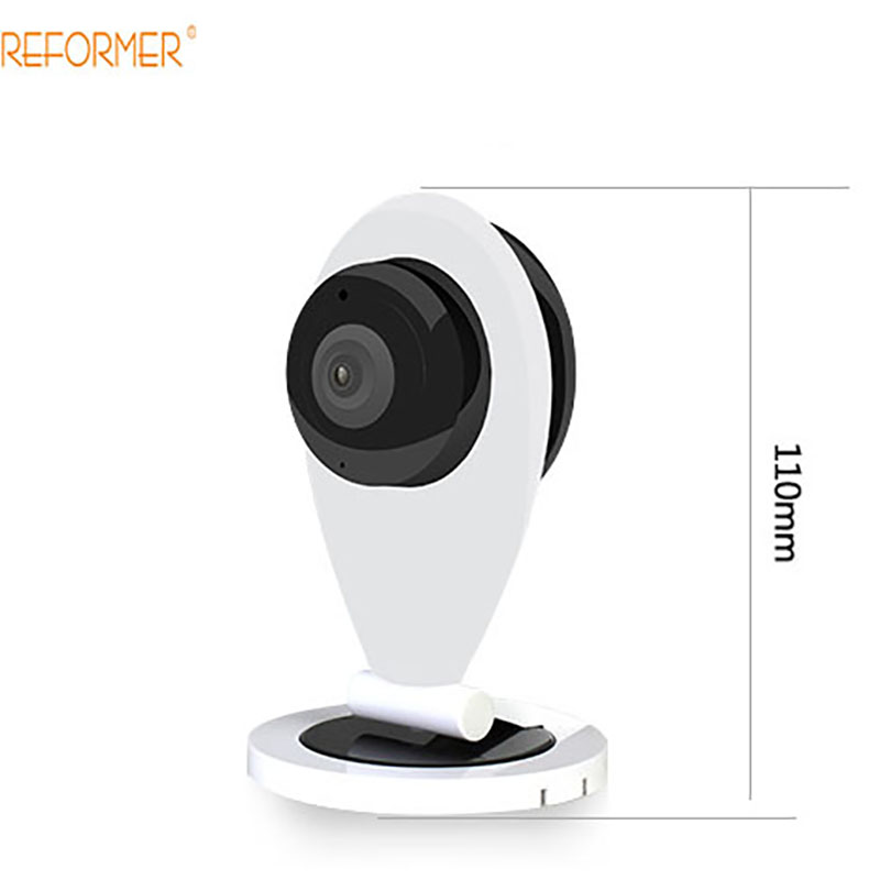 Brand Peformance HD 720P IP Camera  Surveillance Camera 2 MP Baby Monitor  P2P IP Camara PTZ  Cute Security Cam <br><br>Aliexpress