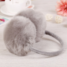 2017 Adult Children Winter Women Men Earmuffs Lovers Ear Warmer Plush New Plain Teenage Student Mother Girl Ear Muffs  Hot Sale