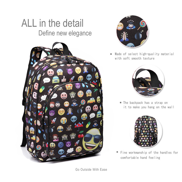 Detail Feedback Questions about KONO 3 Pieces School Bags for ... 385b3c0fd5