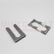 5 Pairs Metal Clips Ceramic Heater Plate Mounting Element(China)