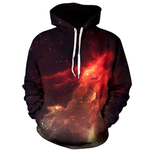 New Fashion Space Galaxy Sweatshirt Hoodies 3D Print Hip Hop Coats Casual Sweatshirt Sportwear Tops 10 style  S-3XL