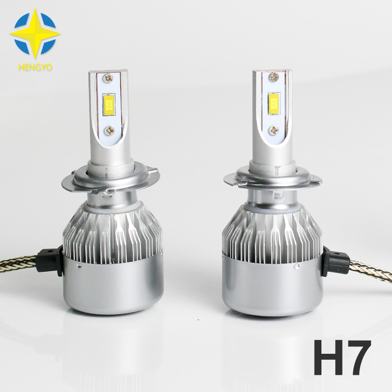 Car led Headlight #C6F H7 12V 35W 6000K Headlamp Replacement Kit /Truck Head Lamp Replacement Kit white SHINHO.<br><br>Aliexpress
