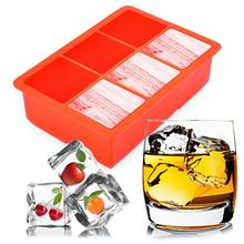Ice Tray Cool Shape Ice Cube Freeze Mold Maker Mould Ice mold cup Bar Party Drink #35(China)