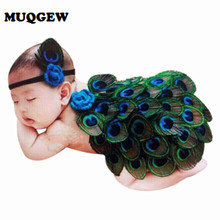 Newborn Infant Costumes Baby Girls Boys Outfits Newborn Photography Accessories Kids Beanie Baby Clothes For 0~1 Years