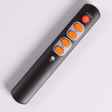 6Keys Learning Remote control for TV,STB,DVD,DVB,TV Box,HIFI, Universal controller easy to use.(China)
