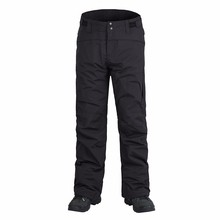 Professional -30 degree snow pants plus size elastic waist lady trousers winter skating pants skiing outdoor ski pants for women(China)
