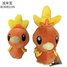 kawaii Torchic Plush Doll Anime Stuffed Plush Soft Toys Brinquedos Poussifeu Baby Turkeys Plush Doll Kids Toys Children Gifts(China)