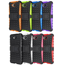Heavy Duty TPU&PC Dual Armor case cover For Nokia Microsoft Lumia 650 Protective Skin Shock Proof phone cases S4C14D