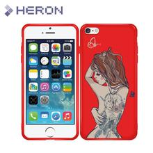 Soft Red Matt Silicone Summer Case For iPhone 5 5S SE 6 6s Plus i7 7+ i8 i8+ X iX Ultra Thin Phone Cover Bag Anti Finger Print(China)