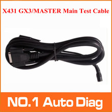 Lowest price 100% Original Launch X431 GX3/MASTER Main Test Cable works together with GX3 Or Master 2016 A+++ quality