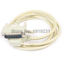 1PCS Parallel Cable Male to Female Parallel Port Extension Cable(China)