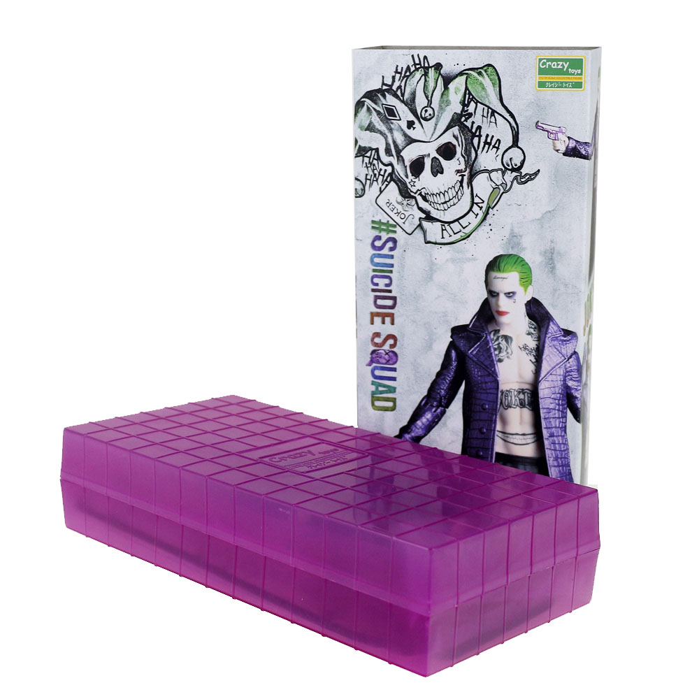 Crazy Toys Suicide Squad Joker 1/12TH Scale Collectible 7 Figure Free Shipping<br>