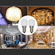 Fridge E14 AC 220V LED Bulb Dimming Lamp Home Bedroom Appliance Dimmable Light