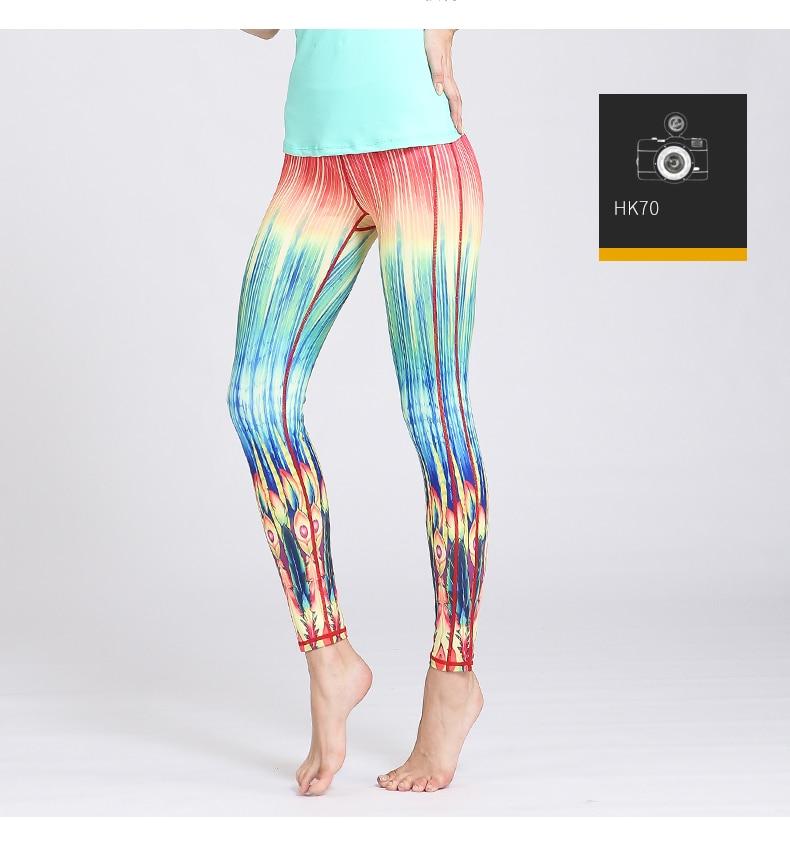 women Yoga Pants Slim Waist (2)