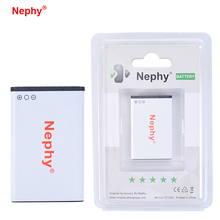 2017 Brand Nephy New Original BL5CB BL 5CB BL-5CB Phone Battery For Nokia 1800 E60 3600 3660 6620 6108 3108 2135 N72 N91 1280