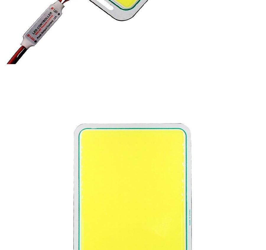 200w led cob light lamp bulb 12v chip on board (6)