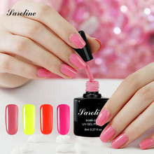 Saroline brand lucky color Nail Polish Hybrid Candy DIY Beauty Nail Art Tools 29 Colors soak off vernis semi permanent