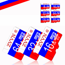RU.Flag micro sd card 32GB 64GB 128GB Class10 memoria micro sd 8GB 16GB microsd 4GB mini sd card Memory SD Card TF card