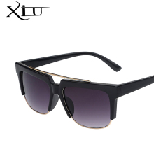 XIU Fashion Sunglasses Women Square Shade Brand Designer Sun glasses Vintage Oculos De Sol UV400 TG190S Super Deal