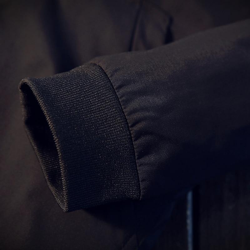 M-3XL Mens Overcoat Long Trench Coat Men 2017 New Autumn Mens Long Hooded Trench Coat Thin T383