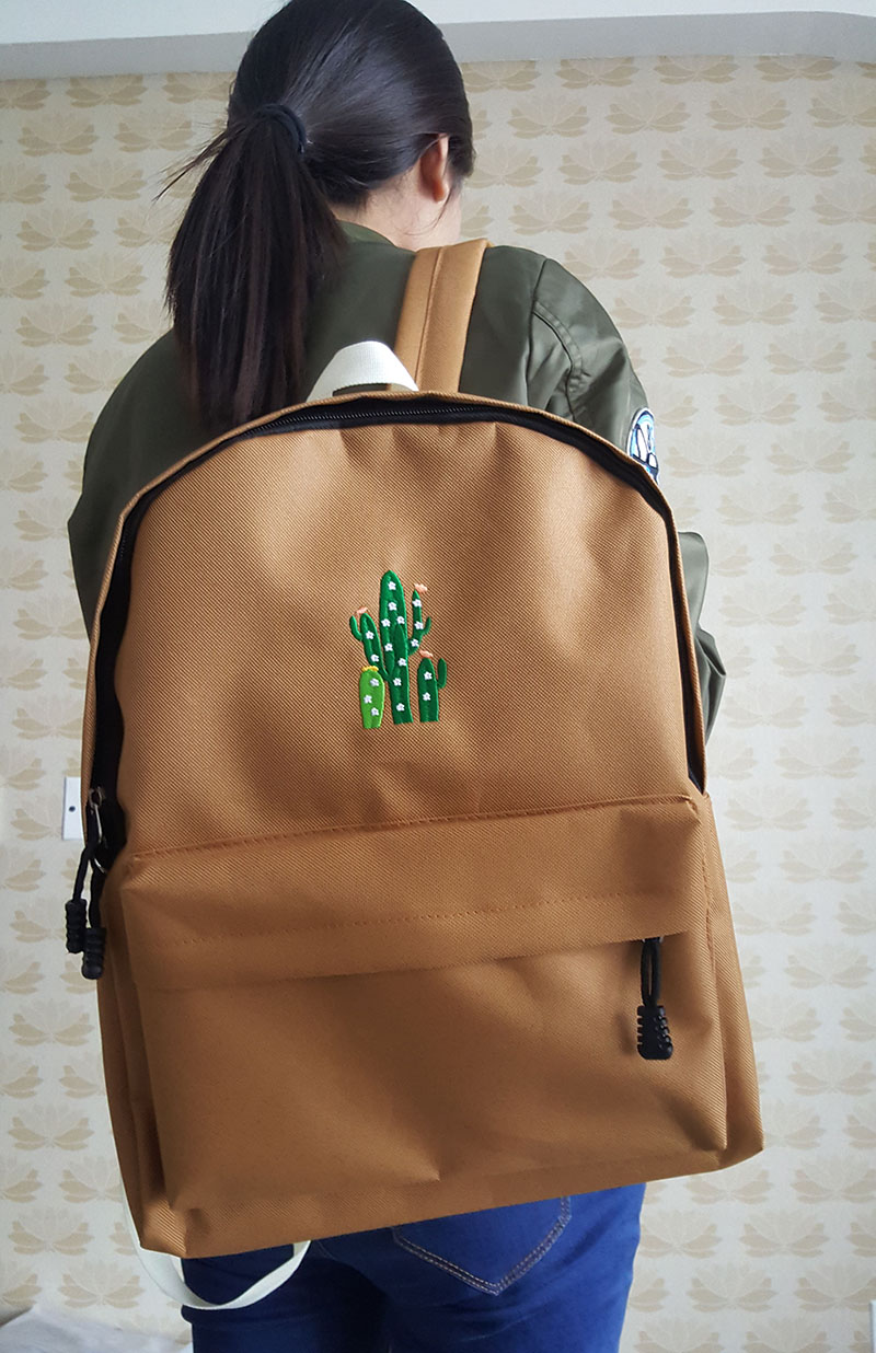 canvas school bag backpack (7)