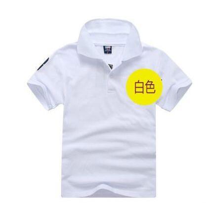 2016 Summer brand t shirt boys girls t-shirts kids polo Shirts children classic Sport cheaper tees short sleeve clothing 2-14yrs<br><br>Aliexpress