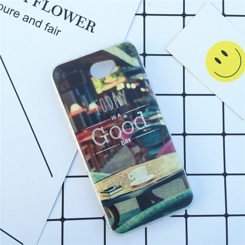 Painting Phone Case for Huawei Y5 II 2 CUN-U29 CUN-L21 Cover TPU Silicone Cases For Huawei honor 5A LYO-L21 Y5 2 Y5 II 5.0″ Bag