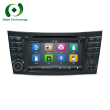FREE SHIPPING 2 din Car multimedia DVD Player GPS radio stereo for Benz E G class W211 W464 CLS W211 E class 2din car audio