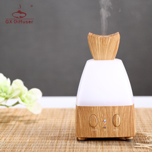 GX.Diffuser 7 LED Electric Perfume Ultrasonic Aroma Diffuser Air Humidifier Aromatherapy Diffuser Essential Oil Aroma Diffuser(China)