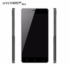 BYLYND M13 cheap celular Smartphones MTK6735 Quad Core 2GB RAM 16GB ROM 13MP Android 5.1 IPS 5.5 inch 4G LTE-FDD Mobile Phones