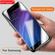 For Samsung A3 A5 A7 J3 J5 J7 Screen Protector Premium Tempered Glass Film for Samsung Galaxy A3 A5 A7 J3 J5 2016 J1 Ace Films(China)