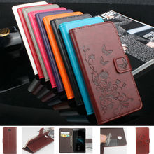 Buy Secret Garden Series Luxury high PU leather case HomTom HT10 Bag Cover Shield Case HomTom HT10 for $4.98 in AliExpress store