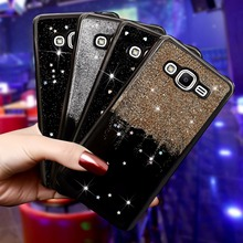 NEW Meteor Design Case For Samsung Galaxy J2 Prime G532F SM-G532F Glitter Stars Soft Silicone Cover for Galaxy brand J2 Prime
