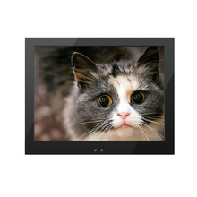 "Hot Sale!! Faismars 19 Inch Embedded Metal Shell LCD Monitor VGA/DVI Input 19"" Industrial Monitor with 1280*1024 pixels"