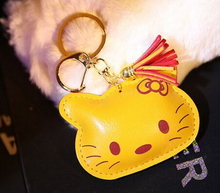 hello kitty Cute cat key buckle Keychain