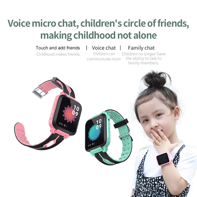 Children's Watches Y30 Kids Baby Safe Smartwatch Lbs Location Sim Card Daily Waterproof Camera Watch Two Way Talk Cute Bracelet Wristband