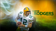 90x150cm Aaron Rodgers Green Bay Packers Flag Polyester Football Team support Banners(China)