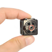 1080P x 720P 8 Pin USB AVI Digital Cam Infrared Night Video Recorder Sport Mini Camera Camcorder SQ8 HD DV Small Camera