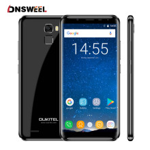OUKITEL K5000 Android 7.0 MTK6750T Octa core 4G Smartphone 5.7'' HD 18:9 21MP mobile phone 4GB+64GB 5000mAh WIFI Cell phone(China)