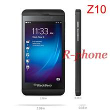 "Refurbished Original Unlocked Blackberry Z10 Dual core GPS WiFi 8MP 4.2"" 16GB ROM cell Phone"