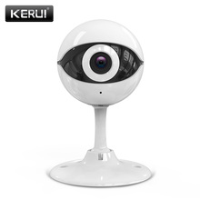 2017 NEW KERUI N61 Wireless 720P Security CCTV wifi Camera IP camera network motion detector Night Vision WIFI Webcam