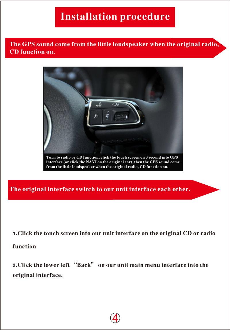 For Audi Q3 2011-i