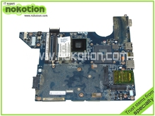 laptop motherboard for hp compaq cq40 494035-001 LA-4101P intel gl40 ddr2 Mainboard Free Shipping(China)