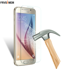 For Samsung Galaxy S2 S3 S4 S5 S6 A3 A5 A7 2016 2017 Neo J1 J2 J3 J5 J7 Prime Case Cover Tempered Glass Film Screen Protector
