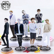 ALIPOP KPOP Korean Fashion BTS WINGS Young Forever Album Blood Sweat &Tears Ver 1 Desktop Decoration Cases Displays TK-BTS01