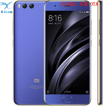 "global rom Xiaomi Mi6 Mi 6 Snapdragon 835 Octa Core Smartphone 6GB 64GB Adreno540 Fingerprint ID FDD 12MP 5.15"" 1080P cellphone"