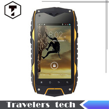 "Hot sales! original Jeep Z6 IP67 Waterproof Smartphone 4.0"" IPS Screen MTK6572 Dual Core 3G waterproof dustproof shockproof(China)"