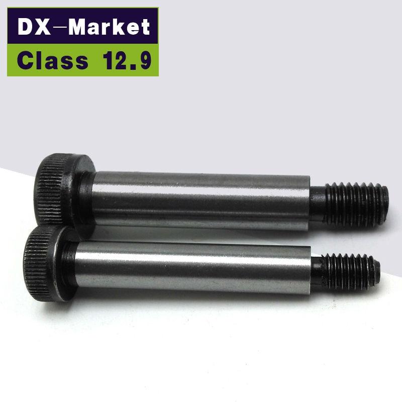 20mm *M16 , Hex Socket Set Screws class12.9 Alloy shoulder Bolt , Knurled Thurmb Screws high quality Machine Screw <br><br>Aliexpress